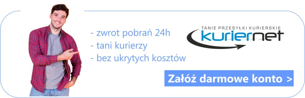 reklama serwisu kuriernet.pl
