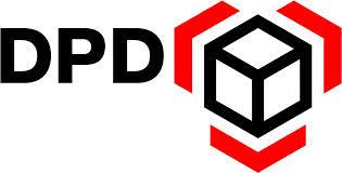 Logotyp firmy DPD
