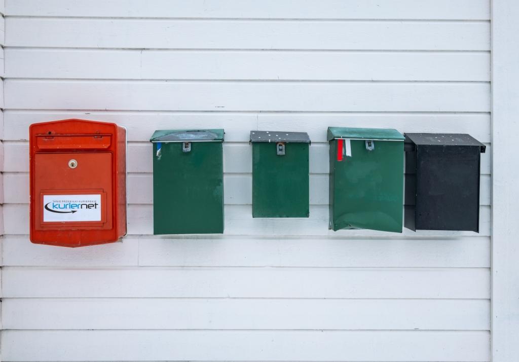 Kody pocztowe - jak prawidłowo wpisać kod pocztowy