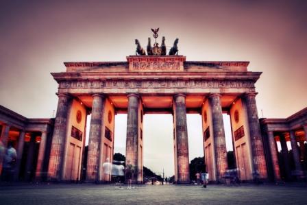 Paczka Niemcy Polska - brama brandenburska
