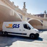 Wygodna dostawa paczki GLS