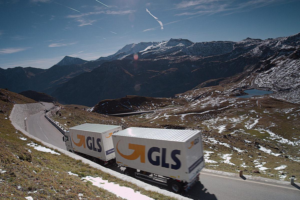 GLS Global Logistics System- wyprzedza swoje czasy