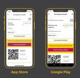 Inpost aplikacja mobilna naapp store igoogle play