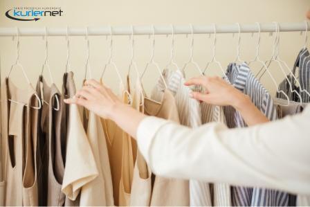 przymierzanie ubran